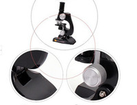 Wholesale fancy toy portable mini microscope lens for children educational toys great Christmas gift scientific toys