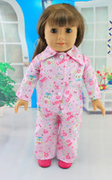 Wholesale hot new style Popular quot American girl doll clothes dress Christmas gift101