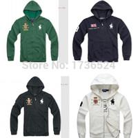brand men hoodies jackets - Hot sale Cardigan Fall winter men s hoodies Sweatshirts sport man hoody blouse moleton brand tracksuits hoodies man Jacket