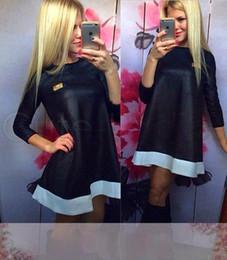 2015 Autumn Winter Dress New Fashion Dress Elegent Women Dress Work Wear Plus Size Dress 10