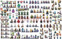 Wholesale more than sy Marvel Super Hero Avengers Star Wars Figures Building Blocks Minifigures Bricks
