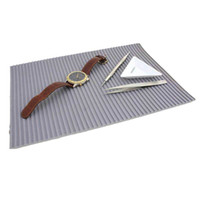 bench pad - cm Grooved Rubber Work Bench Pad Tool amp Parts Mat with Adhesive Backing With Small size watch tools