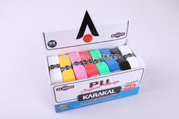Wholesale UK KARAKAL KA668A Badminton grip Squash grip tape Tennis overgrip Karakal Racket Racquet Replacement Grip