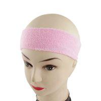 athletic head bands - Woman Sports Athletic Elastic Head Band Sweatband Nwzok
