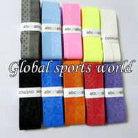 Wholesale High quality Abcyee Badminton Over Grip Tennis Racket OverGrips Taps Racquet Overgrip