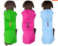 big labrador - Large dog big dog raincoat Golden Retriever Samoyed Husky Labrador Border Collie rain cape waterproof clothes pet teddy poncho