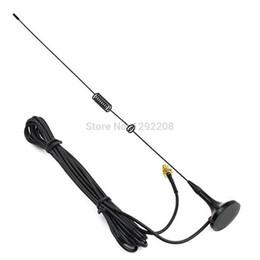 Wholesale SMA F UHF VHF Dual band Magnetic Car Vehicle Mounted Antenna for Kenwood BAOFENG UV5R HYT TYT