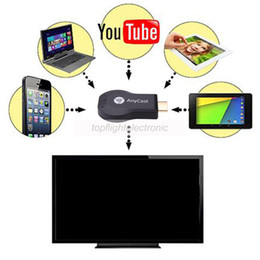 online shopping TV Stick Anycast M2 Plus Miracast DLNA Airplay Dongle MirrorOP For iOS Andriod Windows Better Than EzCast Chromecast