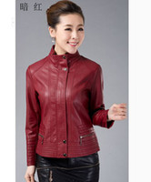 Cheap Short Leather Jackets For Girls | Free Shipping Short