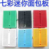 Wholesale Tie points Mini Solderless Prototype Breadboard SYB solderless breadboard
