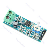 amplifier input resistance - S72 hot selling newest Adjustable LM386 Audio Amplifier Module Times V V Input K Resistance