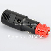 accessories plug - Waterproof v v Accessory Power Socket Car Cigarette Lighter Plug G0117 T15
