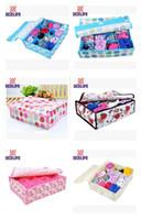 Wholesale Buy Get Free Fashion Cell cm Box To Underwear Drawer Organizer HFST03