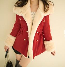 Canada Womens Winter Woolen Coats Supply Womens Winter Woolen