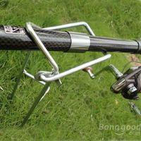 bamboo fishing pole - DreamFly CM Fishing Pole Stand Fishing Rod Support Fishing Rod Holder