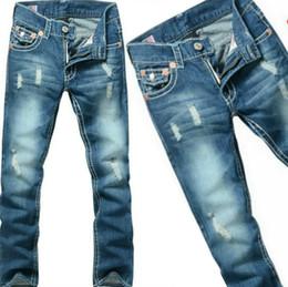 Wholesale High Quality Denim black Bootcut cargo pants Slim Men s true Jeans camper Straight Leg size camo canvas jean