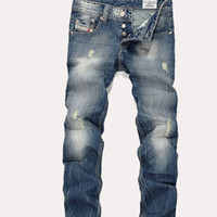 baggy blue jeans - new arrival jeans baggy jeans for men vintage ripped jeans for men sexy skinny men linen jeans