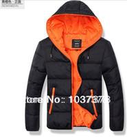 Wholesale autumn winter fashion keep warm leisure women and men cotton jackets down parkas coats Size M XXXXL