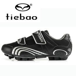 Wholesale Cheap Cycling Mountain Bike Shoes Men Women Zapatillas Mtb Tiebao Shoes Mountain Cycling Equipment