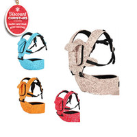 Wholesale Quality D breathable baby front amp back carrier stool infant backpack kid carriage wrap kangaroo sling Hot sale