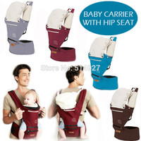 Wholesale high quality baby carrier with hip seat hip seat with good quality stuffing strong and durable