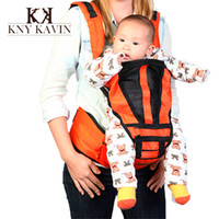 Wholesale High Quality Brand Infant Baby Wrap Slings Backpack Carrying Stroller Kid Cradle Pouch Sling With Hip Seat Belt Carrier HK356