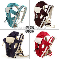 Wholesale multifunctions Classic popular baby carrier Top baby Sling Toddler wrap cotton baby backpack high grade Baby suspenders