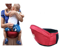 Wholesale baby waist carriers chair infant waterproof hold seat strap oblique slip safe to redouble effort easily with pocket baby chair