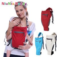 Wholesale Baby Carrier Infant Carrier Backpack Kid Carriage Toddler Sling Wrap Baby Suspenders Baby Care