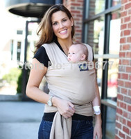 Wholesale New Arrival Brand boba baby wrap sling Pure Cotton Multicolors bebe conforto baby suspenders for m new born bebes sling wrap