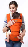Wholesale New ergonomic baby carrier backpack colors Cotton bebe conforto kangaroo baby carriers backpacks for m newborn baby