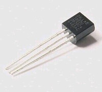 Wholesale DS18B20 DS18B20 B20 TO92 Quantity temperature sensor