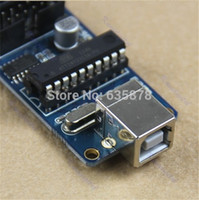 arduino programming - USBtinyISP AVR ISP Programmer For Arduino Bootloader USB Download Interface With pin and pin Programming Cable