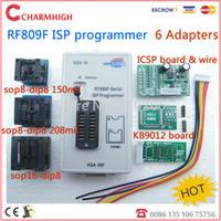 Wholesale Offline board KB9012 VGA LCD ISP programmer RT809F ISP Programmer ICSP cable ICSP board Adapters serise IC