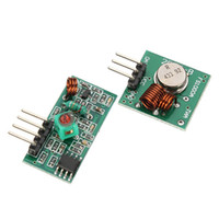 ask module - ASK MHZ RF Wireless Transmitter And Receiver Module