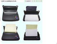 tattoo copier - High quality professional A4 transfer paper original top quality tattoo thermal copier stencil thermal tattoo printer machine