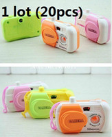 animated cameras - Toy Camera Nostalgic Toy Gift Camera With Multicolour Silver Animate Cartoon Picture