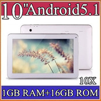 android tablet 10 inch - 10X GB GB GHZ Quad Core Allwinner A33 android Lollipop dual camera inch quot tablet pc Bluetooth USB OTG NEW PB