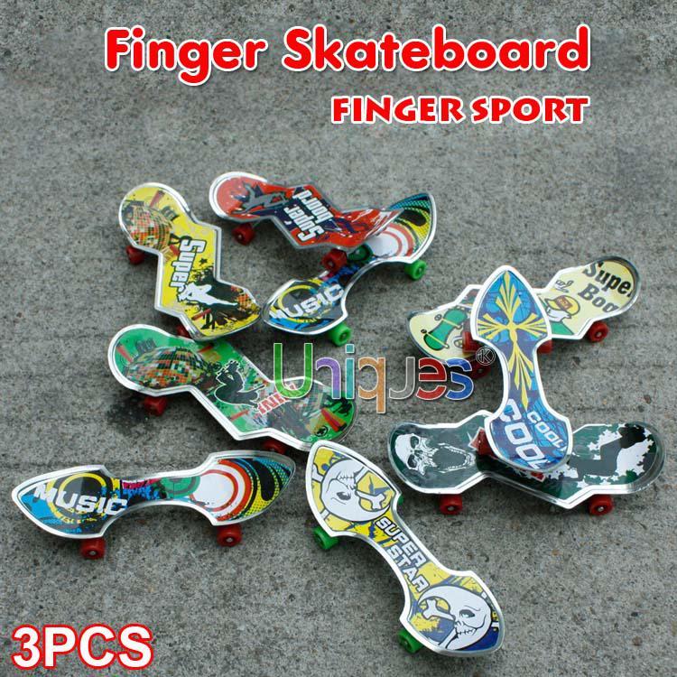 Mini alloy finger skateboard games kids fingerboard tech skate board scooter outdoor fun sports - Tech deck finger skateboards ...