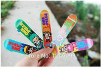 best skate board - Finger Skateboard Tech Fingerboard Skate Board Multi style Deck Creative Best toys for boy kid Newest