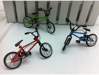 best mountains - Alloy Creative Material Finger Bike Toys New Multi color Finger Mountain Bike Novelty Toys Best Price
