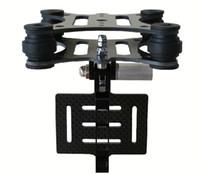 shock absorber mount - F10043 Carbon Fiber Camera Gimbal Mount FPV Shock Absorber Damping PTZ for DJI Phantom Quadcopter Multicopter Gopro Hero FS