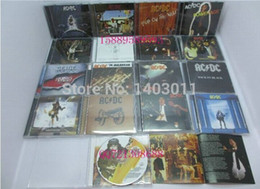 Wholesale NEW AC DC Complete Full Box Set CD Albums Factory SEALED Factory Sealed FreeShipping
