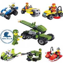 wholesale building blocks cars learning toys for kids boys and girls miniature scale models 3d playmobil minifigures cheap miniature toy cars for kids