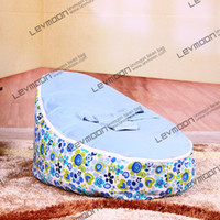 Wholesale The new bron of baby bean bag chair cover with blue sky up covers to bean bag seat and no filler with kid bean bag chair