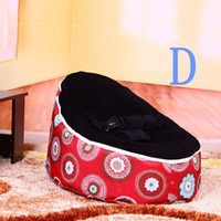 Wholesale Promotion Newest Design Sofa Chair Baby Children Sofa Chair Boys and Girls Comfortable Sofa at Home Infant Beanbag Cover