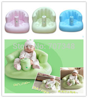 Wholesale New Baby Furniture Inflatable Sofa For Kids For Feeding Bathing Playing Mother Care Products Safe And Comfortable For Baby