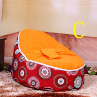 beautiful bean bags - Chair Seat Baby Unisex Children Popular Lovely Bean Bag Beautiful Kawaii Baby Beanbag Stars Factory Price Practical Kids Sofa