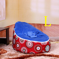 Wholesale Nice Quality Fabrics Healthy Materials to Children Baby Sofas Babies Furniture Unisex Children Popular Lovely Bean Bag for Sale