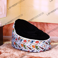 baby bubble chair - Bubbles Bean Bag Sofa Chair Feeding Seat Two Up Covers safety seats baby bean bag sofa